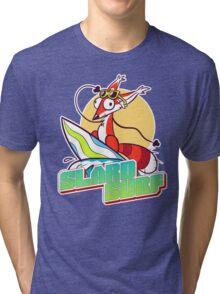 Slard Surf Tri-blend T-Shirt