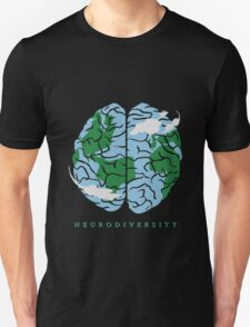Neurodiversity v4 T-Shirt