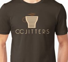 Central City CC Jitters Coffee Unisex T-Shirt