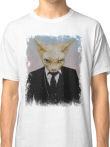 Mister Cat Classic T-Shirt