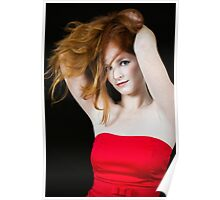 """A Stunning """"Red Hair"""" Poster"""