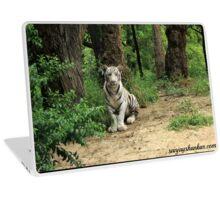 Model Tiger Laptop Skin