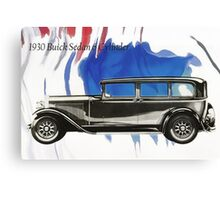 1930 Buick Canvas Print