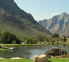 Du Toitskloof ~ Hex river Mountains by Pieta Pieterse