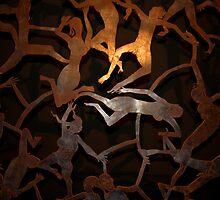 Shadow Dance by Marius Brecher