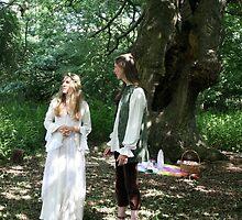 Fae Wedding. by Amanda Gazidis