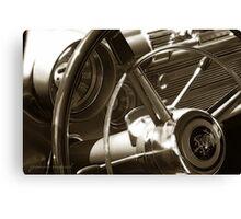 Classic Car 197 Canvas Print
