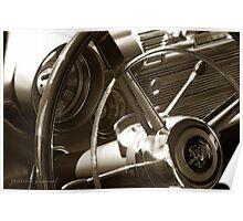 Classic Car 197 Poster