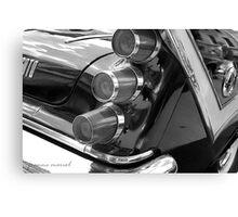 Classic Car 198 Canvas Print