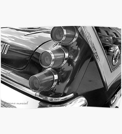 Classic Car 198 Poster