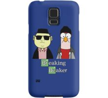 Breaking Bad Beaker & Bunsen Samsung Galaxy Case/Skin