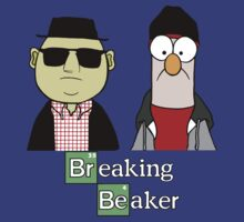 Breaking Bad Beaker & Bunsen by Titius