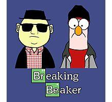 Breaking Bad Beaker & Bunsen Photographic Print