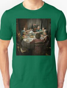 Family - Home for the holidays 1942 Unisex T-Shirt