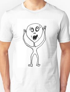 hungry face T-Shirt