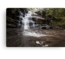 Somersby Falls Canvas Print