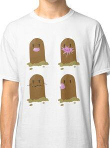 Diglett - The Secrets Out Classic T-Shirt