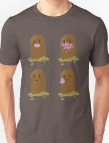 Diglett - The Secrets Out T-Shirt