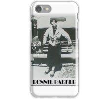 Bonnie Parker iPhone Case/Skin