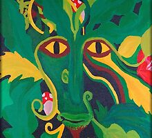 Greenman by imphavok