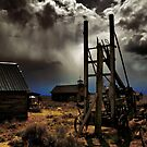 Fort Rock Ghost Town #2 by Charles &amp; Patricia   Harkins ~ Picture Oregon