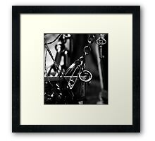 Bonded Framed Print