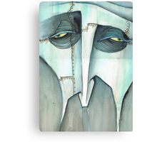the tinmans close up Canvas Print