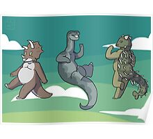 Mini Dinosaurs 2 Poster