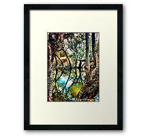 Dalienutopia - Bows Framed Print
