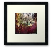 Dalienutopia - Pink Framed Print