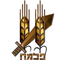 The Palmach Logo Photographic Print
