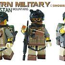 Modern Military Rabbit 3 by Shobrick