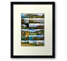 Donegal, Ireland Framed Print