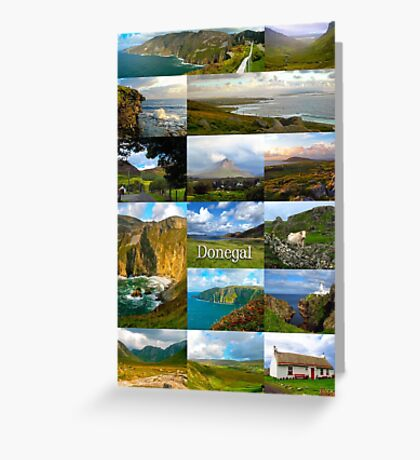 Donegal, Ireland Greeting Card