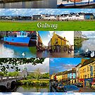 The vibrant city of Galway by Andrés Hurtado