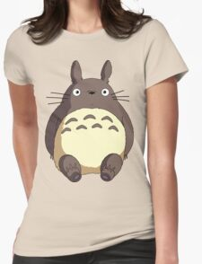 My Neighbour Totoro - Totoro Womens Fitted T-Shirt