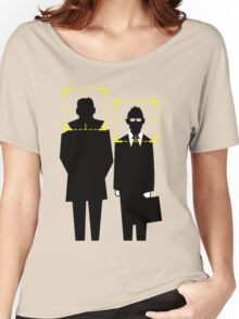 Harold Finch & Mr Reese Women's Relaxed Fit T-Shirt