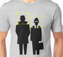 Harold Finch & Mr Reese Unisex T-Shirt