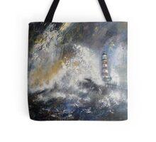Roker Lighthouse Tote Bag