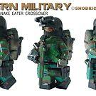Modern Military Mamba jungle by Shobrick