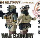 Modern Military War economy by Shobrick