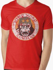 King Kong Company Mens V-Neck T-Shirt