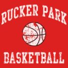 Rucker Park Basket Ball by iEric