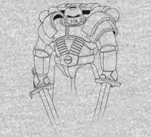 Armour by design-jobber