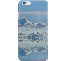 Cloudline symmetry iPhone Case/Skin