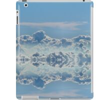 Cloudline symmetry iPad Case/Skin