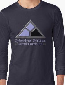 Cyberdyne Systems Skynet Division Long Sleeve T-Shirt