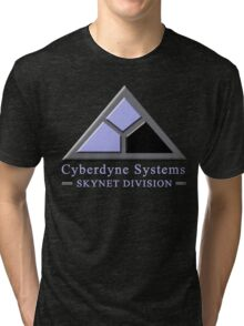 Cyberdyne Systems Skynet Division Tri-blend T-Shirt