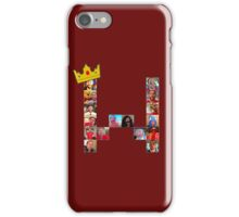 Wade-Ception Logo iPhone Case/Skin