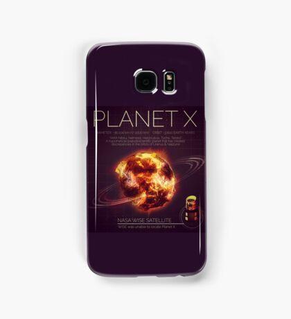 PLANET X NIBIRU INFOGRAPHIC Samsung Galaxy Case/Skin